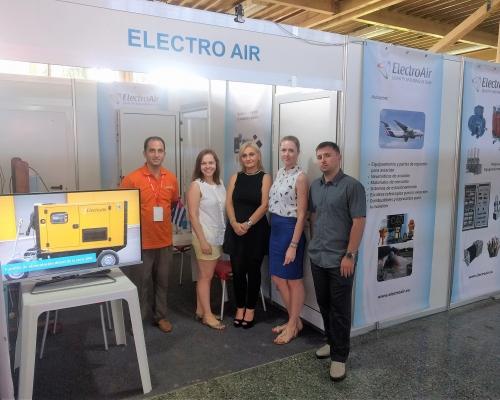 ElectroAir at FIHAV Havana International Fair 2017 in Havana, Cuba!