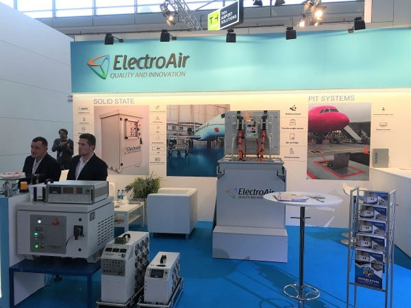 The largest Aviation Exhibition in Europe 2017 is completed