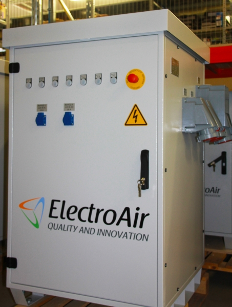 electroair ditribution pillar ead