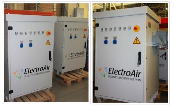 electroair distribution pillars ead