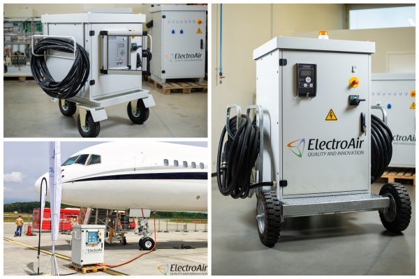 electroair production static